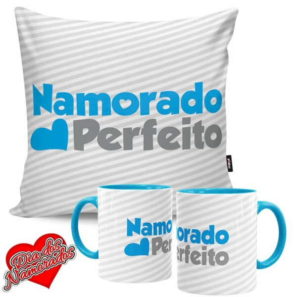 Kit Presente Dia Dos Namorados V29