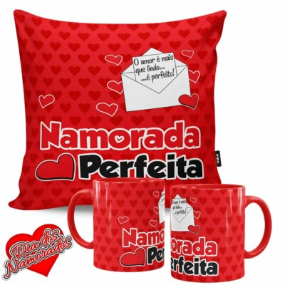 Kit Presente Dia Dos Namorados V35