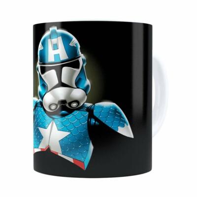 Caneca Star Wars Stormtrooper Branca
