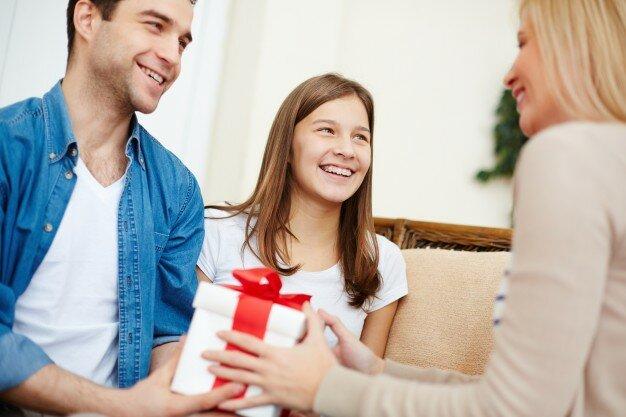 Como Dar Um Presente?