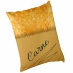 Almofada Pastel De Carne 20x30cm