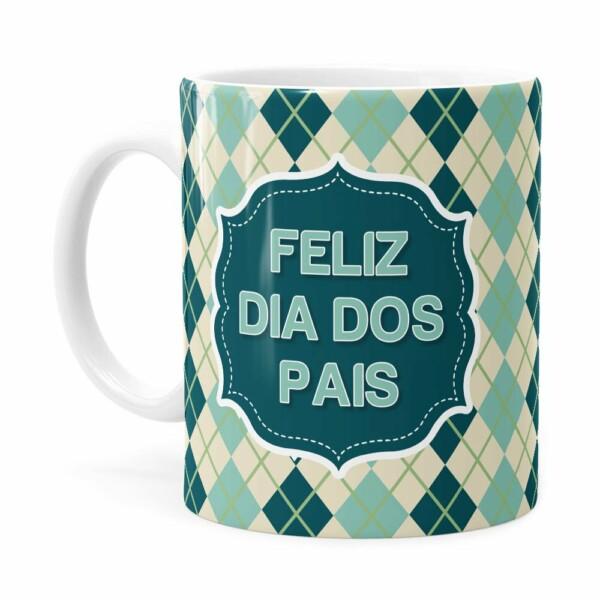 Caneca Feliz Dia Dos Pais V01