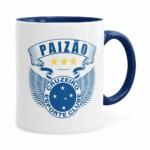 Caneca Personalizada Paizão Cruzeiro Asas Azul