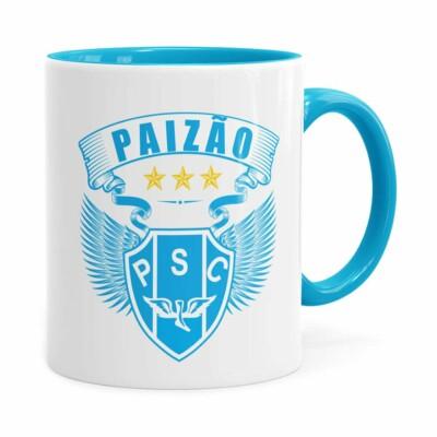 Caneca Personalizada Paizão Payssandu Asas Azul