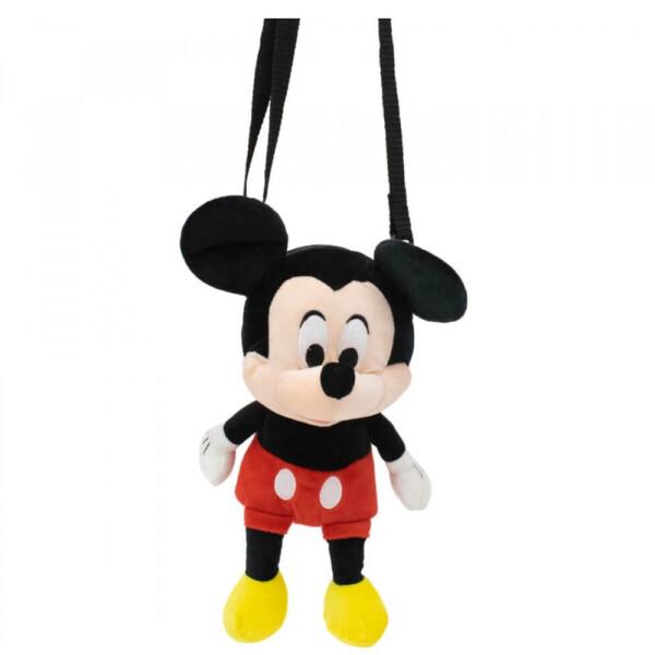 Bolsa De Pelúcia Mickey