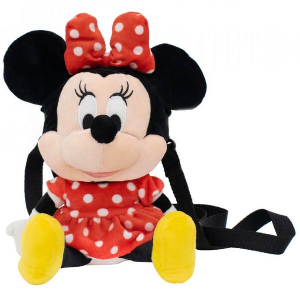 Bolsa De Pelúcia Minnie