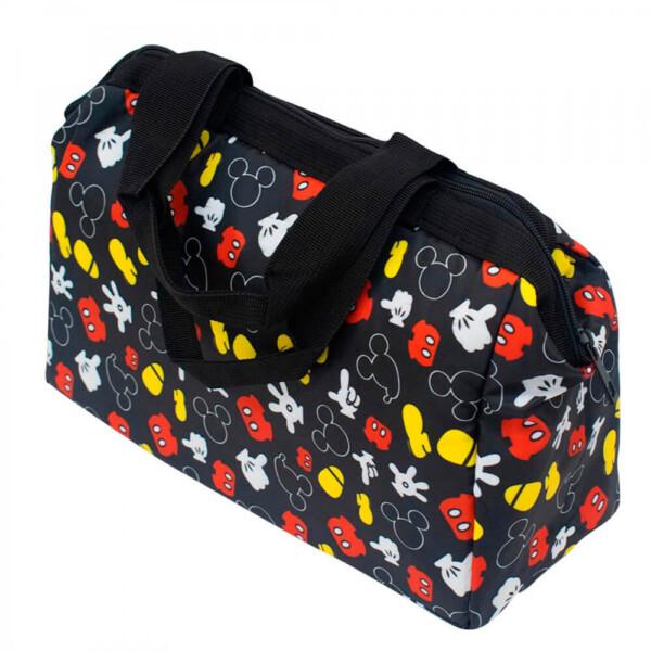 Bolsa Térmica Mickey Preta Corpo