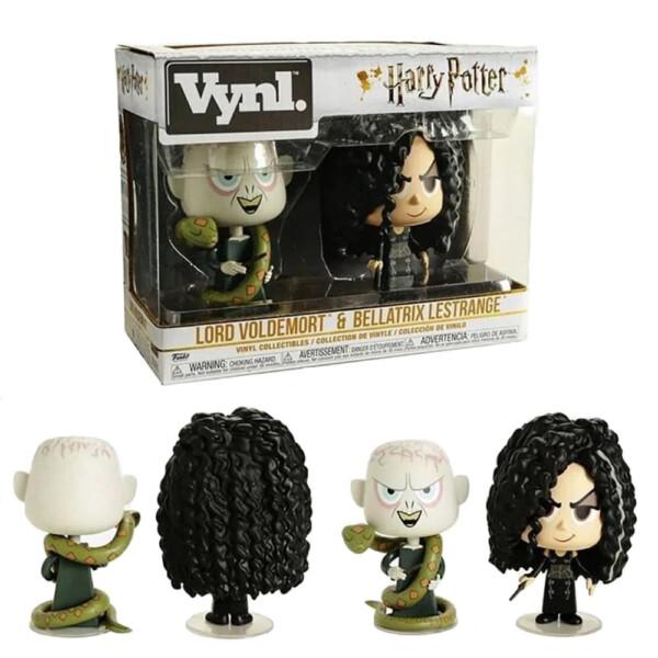 Boneco Pop Vynl Bellatrix E Voldemort