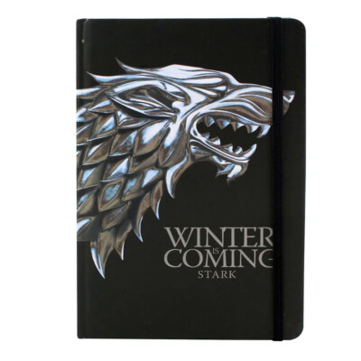 Caderno Game Of Thrones Stark