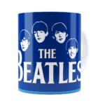 Caneca Beatles Story Liverpool Branca