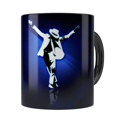 Caneca Michael Blue Dance Preta