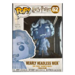 Boneco Harry Potter Nick Translucent Funko