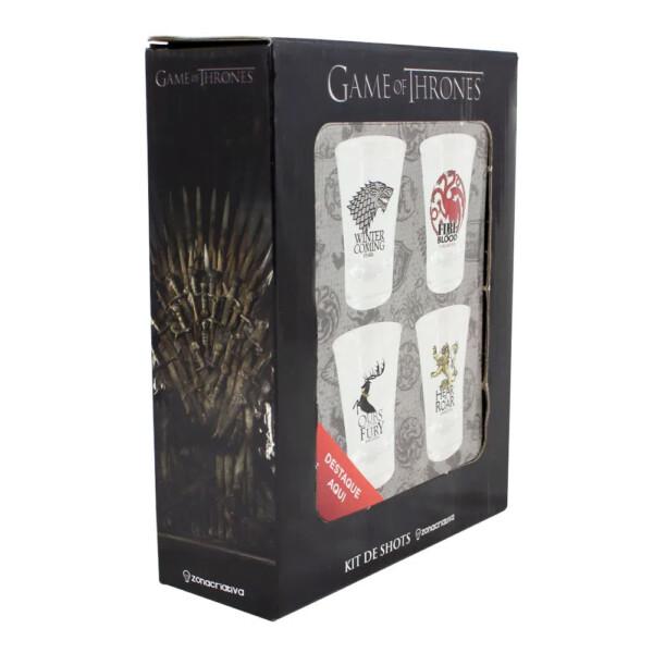 Kit Shot Game Of Thrones