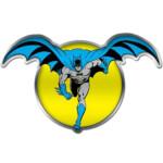 Placa Decorativa Batman The Moon 45x28cm