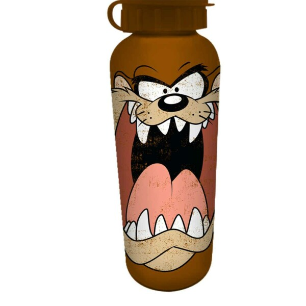 Squeeze Taz Big Face 500ml Alumínio