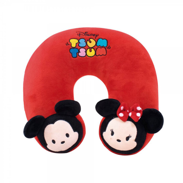 Almofada De Pescoço Mickey & Minnie Tsum Tsum