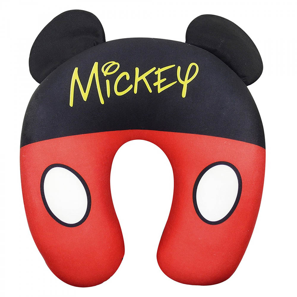 Almofada De Pescoço Mickey Orelhas