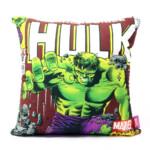 Almofada Hulk Em Ação 40x40cm