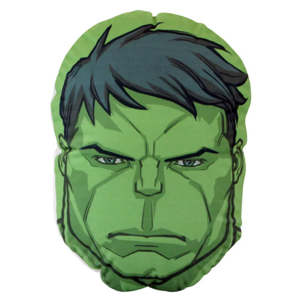 Almofada Hulk Face Marvel
