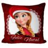 Almofada Natal Frozen Anna V01
