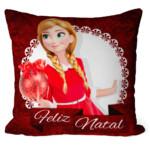 Almofada Natal Frozen Anna V04