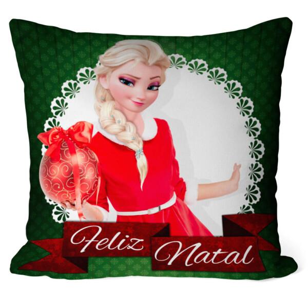Almofada Natal Frozen Elsa V03