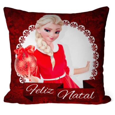 Almofada Natal Frozen Elsa V04