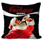 Almofada Natal Papai Noel Cachaça 51 Quero