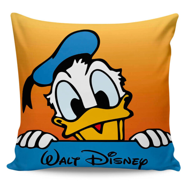 Almofada Pato Donald Espiando