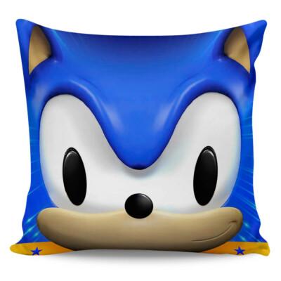 Almofada Sonic 3d Print