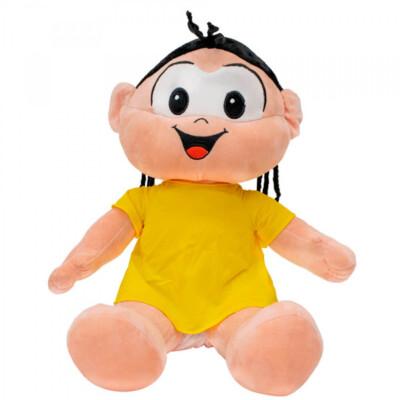 Boneca Magali Sentada 42cm