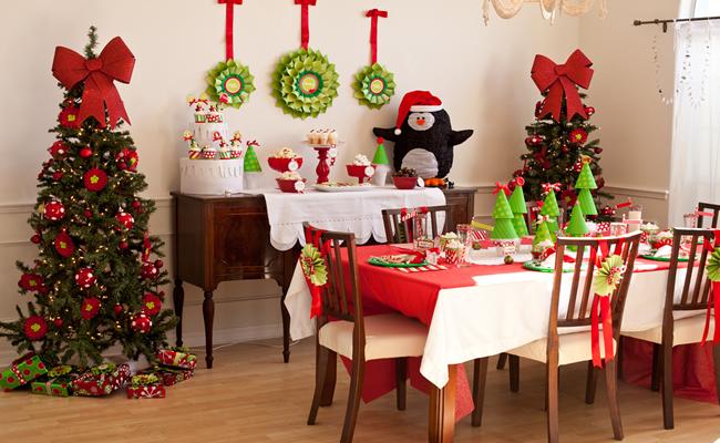 Dicas Para Decorar A Mesa Na Ceia De Natal