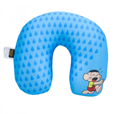 Almofada De Pescoço Cascão Azul