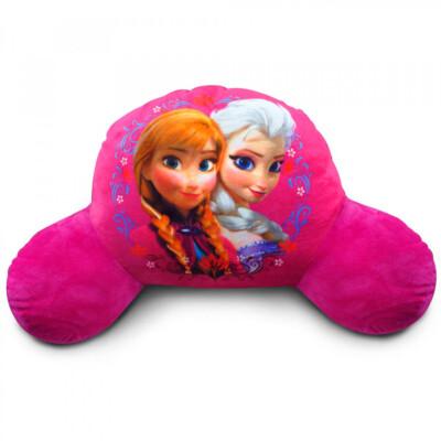 Almofada De Encosto Anna E Elsa Média Frozen