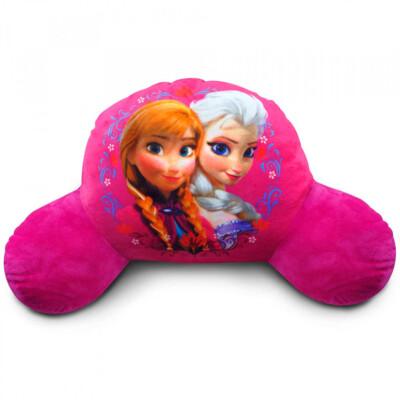 Almofada De Encosto Anna E Elsa Grande Frozen