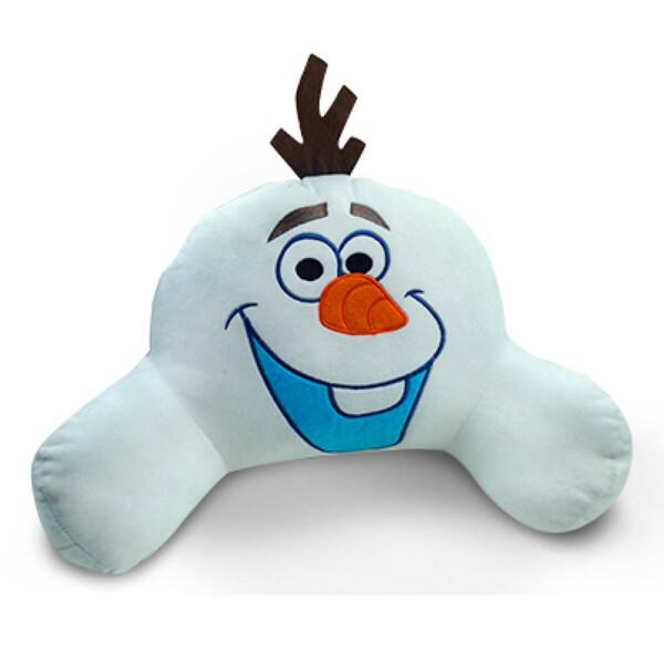 Almofada De Encosto Olaf Fibra Pequena Frozen