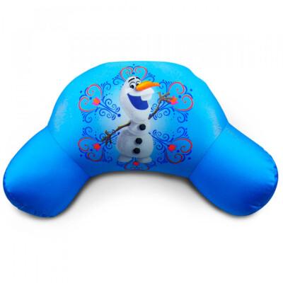 Almofada De Encosto Olaf Frozen Isopor Pequena