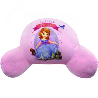 Almofada De Encosto Princesa Sofia Grande