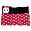 Almofada Travesseiro Minnie Tsum Tsum 31x48cm