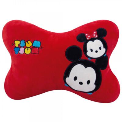 Almofada Mickey E Minnie Vermelha Tsum Tsum 25x35cm