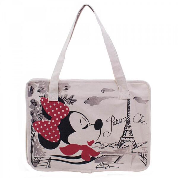 Bolsa Minnie Chic Em Paris