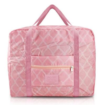 Bolsa De Viagem Dobrável Jacki Design Rosa