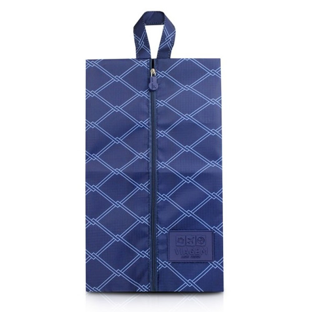 Bolsa Porta Sapato Jacki Design Azul