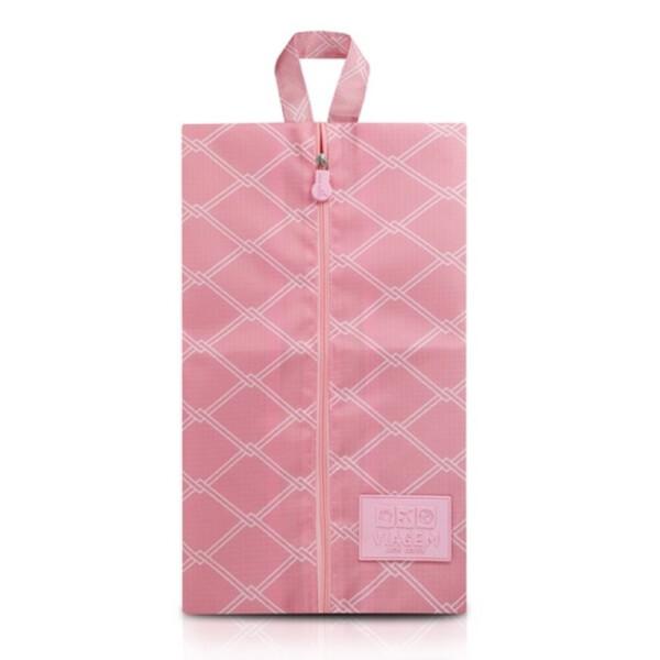 Bolsa Porta Sapato Jacki Design Rosa