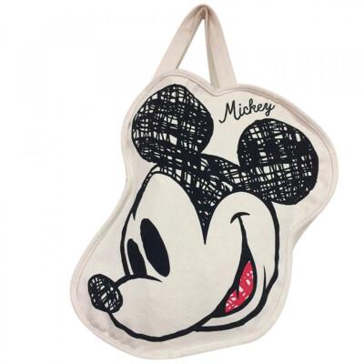 Bolsa Mickey Rosto Disney