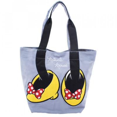 Bolsa Minnie Sapatos 34x38cm
