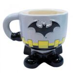Caneca 3d Batman Porcelana 450ml