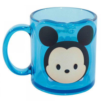 Caneca Mickey Tsum Tsum Azul 250ml