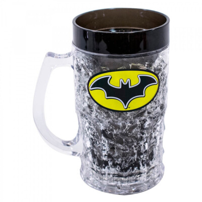 Caneca Batman Congelante 400ml