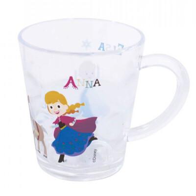 Caneca De Acrílico Anna Elsa E Olaf Frozen 250ml